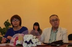 заседание Ассоциации учителей алтайского языка и литературы